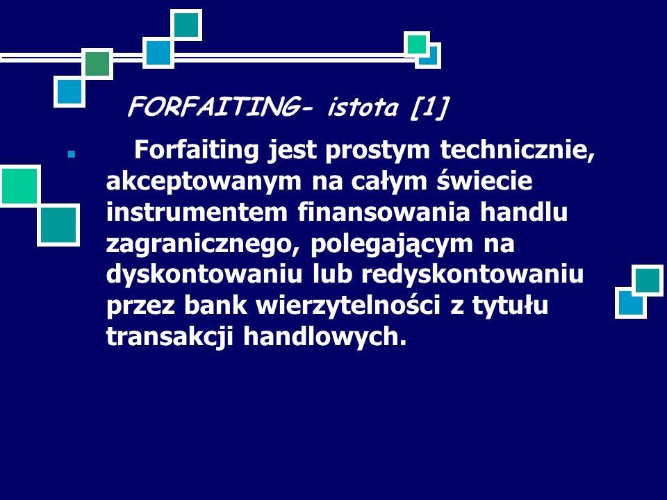 FORFAITING- istota [1]